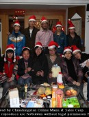 Chinatungsten's Christmas' Night in 2013