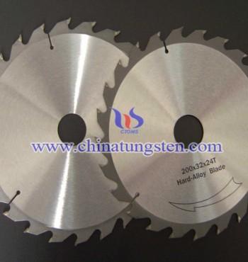 Tungsten Carbide Blade - 0001
