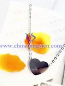 Tungsten steel necklace -0053