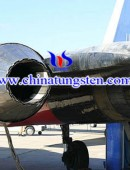 Tungsten alloy material can significantly improve aircraft performance -0001