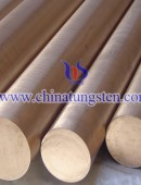 Tungsten Copper Rod - 0001