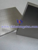 Silver Tungsten Plate - 0001