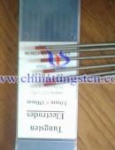 Tungsten electrode -0069