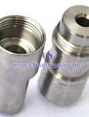 Tungsten alloy medical shield KE342