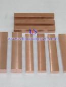 tungsten copper strips - 0006