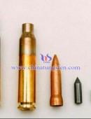 Tungsten alloy penetrators -0015